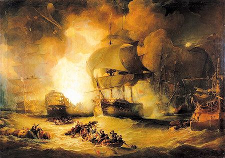 Battle of Aboukir Bay