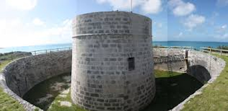 Bermuda Martello Tower