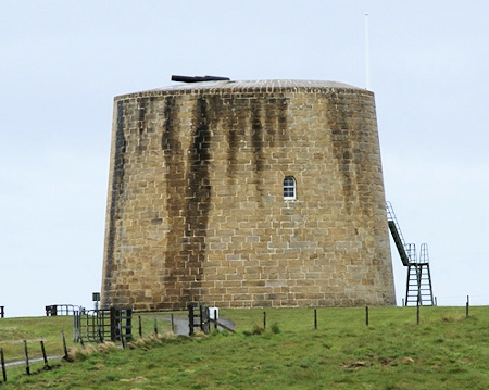 Hackness Martello Tower