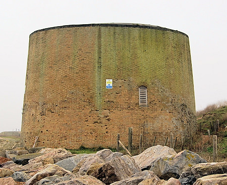 Martello Tower No.14