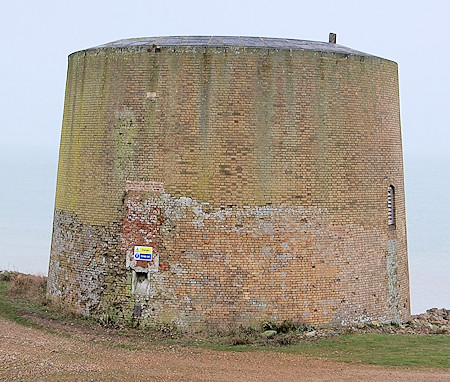 Martello Tower No.15