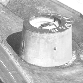 Martello Tower No.23 Before Renovations