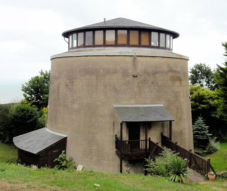 Martello Tower No.8