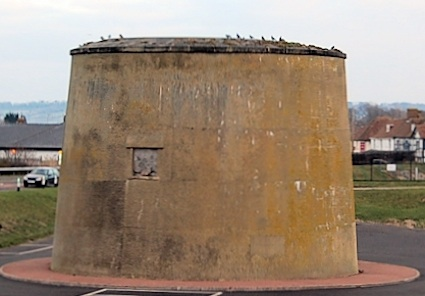 Martello Tower No.25