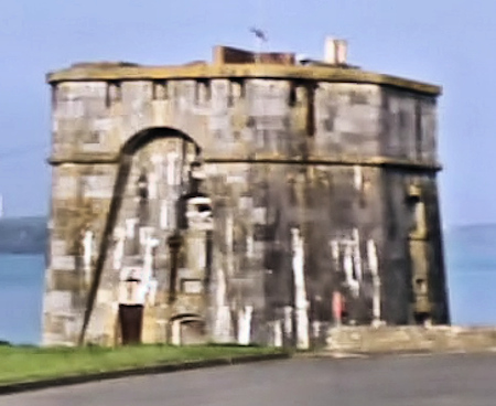 Pembroke Dock West Martello Tower