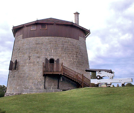 Quebec No.1 Martello Tower