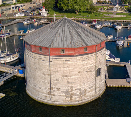 Shola Martello Tower