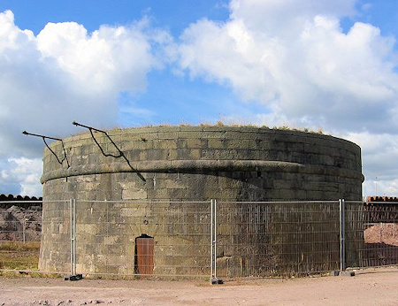 Tally Toor Martello Tower